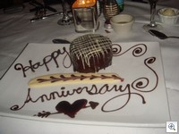 SRB Club dessert