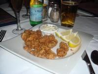 SRB Club oysters