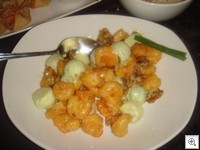 Changs Melon Shrimp